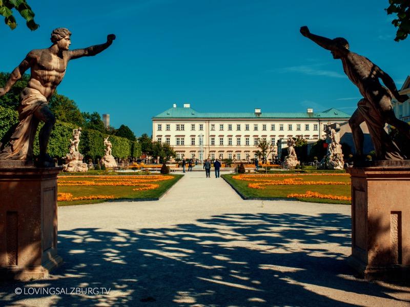 loving Salzburg TV | Schloss Mirabell