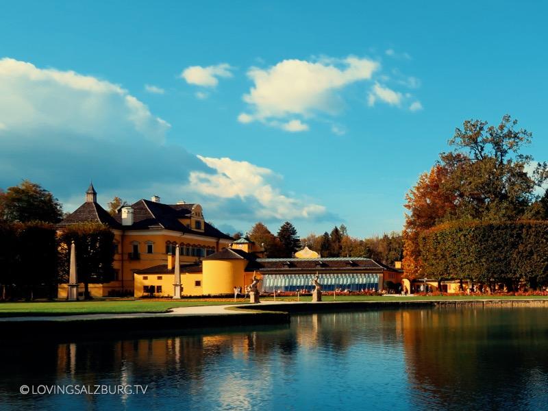 loving Salzburg TV |Schloss Hellbrunn
